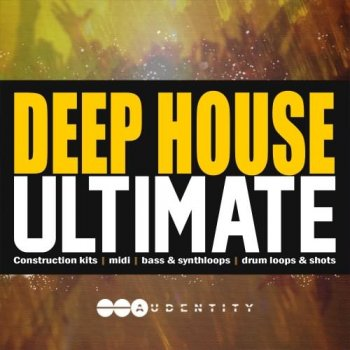 Сэмплы Audentity Deep House Ultimate