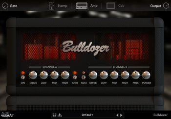 Audio Assault Bulldozer v1.02 x86 x64