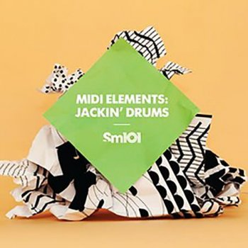 Сэмплы Sample Magic SM 101 MIDI Elements: Jackin' Drums