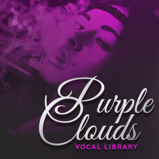 Сэмплы вокала - Industrykits Purple Clouds Vocal Library (WAV/KONTAKT)