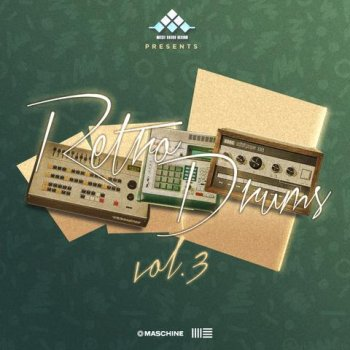 Сэмплы ударных - MSXII Sound Design Retro Drums 3