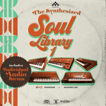 Сэмплы MSXII Sound Design The Synthesized Soul Library 1