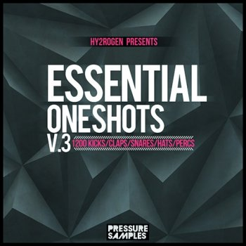 Сэмплы HY2ROGEN Essential One Shots Vol.3