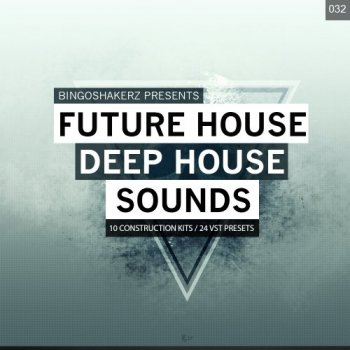 Сэмплы Bingoshakerz Future House and Deep House Sounds
