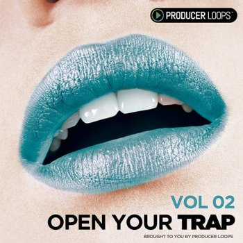 Сэмплы Producer Loops Open Your Trap Vol 2