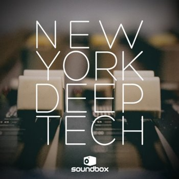 Сэмплы Soundbox New York Deep Tech