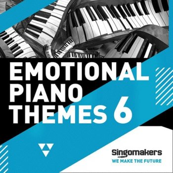 Сэмплы Singomakers Emotional Piano Themes Vol.6