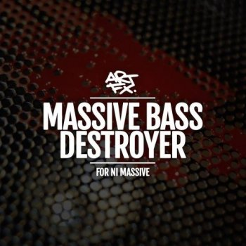 Пресеты ARTFX Massive Bass Destroyer Vol 1
