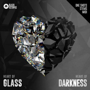 Сэмплы Black Octopus Heart of Glass / Heart of Darkness Bundle