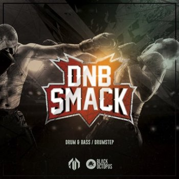 Сэмплы Black Octopus Sound DnB Smack