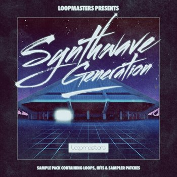 Сэмплы Loopmasters Synthwave Generation