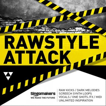 Сэмплы Singomakers Rawstyle Attack