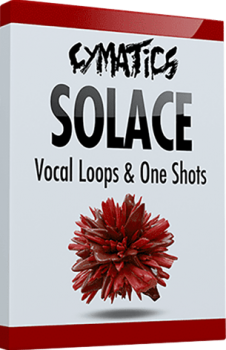 Сэмплы вокала - Cymatics Solace Vocal Loops and One Shots