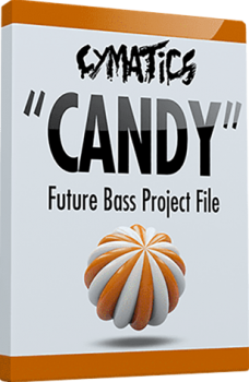 Проект Cymatics Candy Future Bass Project File