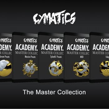 Сэмплы Cymatics Academy The Master Collection