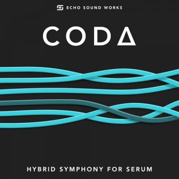 Пресеты Echo Sound Works CODA for Serum