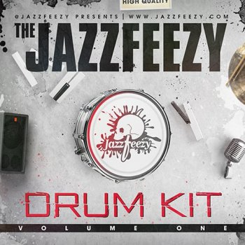 Сэмплы Jazzfeezy Drum Kit Vol 1
