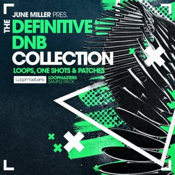 Сэмплы Loopmaster June Miller The Definitive DnB Collection