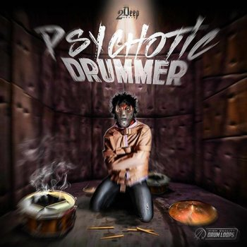 Сэмплы 2DEEP Psychotic Drummer