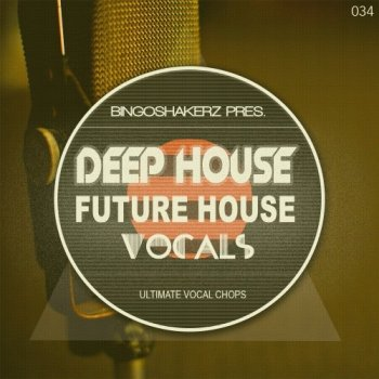 Сэмплы Bingoshakerz Future House and Deep House Vocals