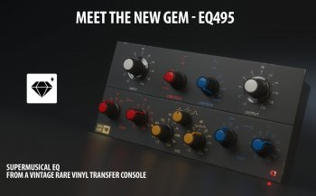 Overloud Gem EQ495 v1.2.0 x86 x64