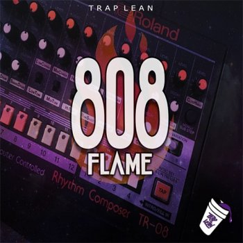 Сэмплы Trap Lean 808 FLAME