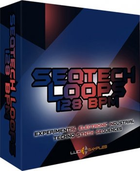 Сэмплы Lucid Samples SeqTech Loops