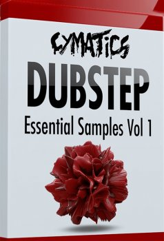 Сэмплы Cymatics Dubstep Essential Samples Vol.1