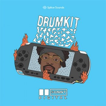 Сэмплы Splice Sounds Sonny Digital Drumkit