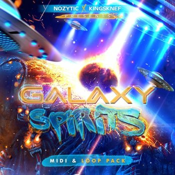Сэмплы Nozytic x Kingsknef Galaxy Spirits