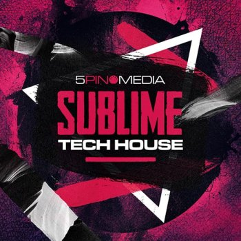 Сэмплы 5Pin Media Sublime Tech House