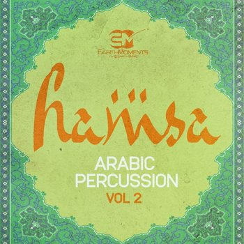 Сэмплы EarthMoments Hamsa Vol 2 Arabic Percussion