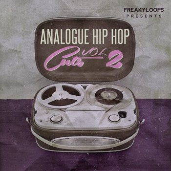 Сэмплы Freaky Loops Analogue Hip Hop Cuts Vol 2