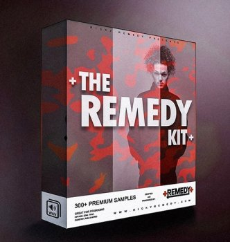 Сэмплы Ricky Remedy THE REMEDY KIT