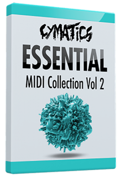 MIDI файлы - Cymatics Essential MIDI Collection Vol.2
