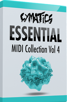 MIDI файлы - Cymatics Essential MIDI Collection Vol.4