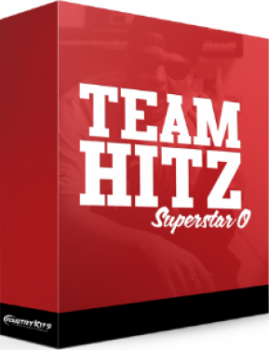 Сэмплы Industrykits Team Hits SSO DrumKit