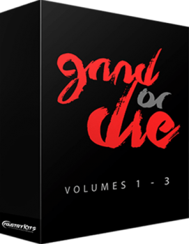 Сэмплы Industrykits Grind or Die Vol 1-3