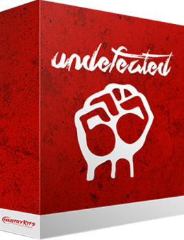 Сэмплы ударных - Industrykits Undefeated DrumKit SSO