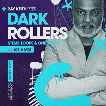 Сэмплы Loopmasters Ray Keith Dark Rollers