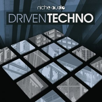 Сэмплы Niche Audio Driven Techno for Ableton Live and Maschine