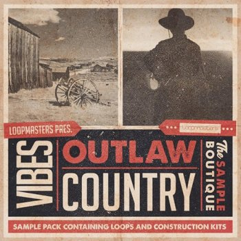 Сэмплы Loopmasters VIBES Vol 4 Outlaw Country