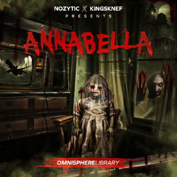 Сэмплы Nozytic Music Annabella For Omnisphere 2