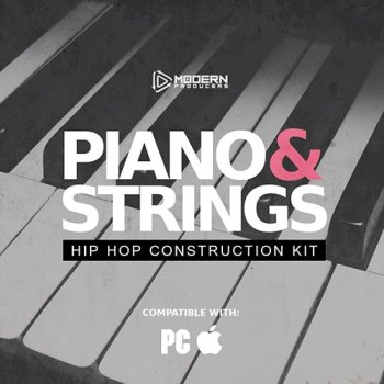Сэмплы Life And Death Piano and Strings Hip Hop Construction Kit