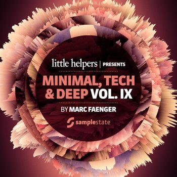 Сэмплы Samplestate Little Helpers Vol. 9 Marc Faenger
