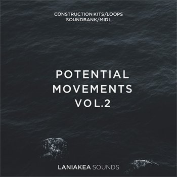 Сэмплы Laniakea Sounds Potential Movements Vol.2