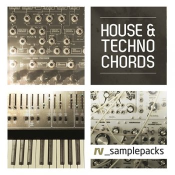 Сэмплы RV Samplepacks House and Techno Chords