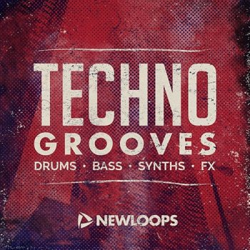 Сэмплы New Loops Techno Grooves
