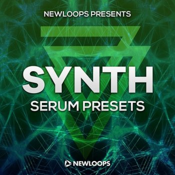 Пресеты New Loops Synths For Serum