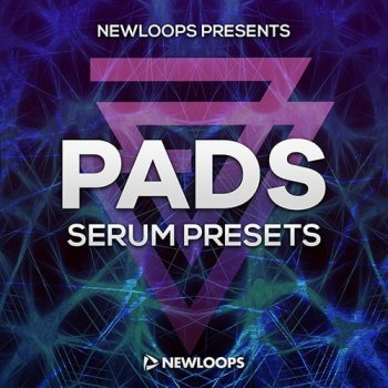 Пресеты New Loops Pads For Serum